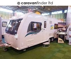 Lunar Ultima 640 2015 Caravan Photo