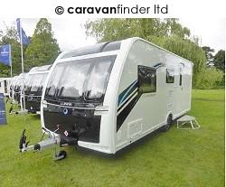 Lunar Clubman ES 2017 Caravan Photo