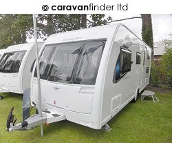Lunar Quasar 586 2017 Caravan Photo