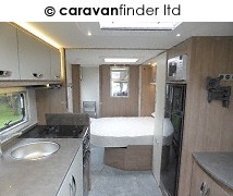 Lunar Alaria Ti 2018 Caravan Photo