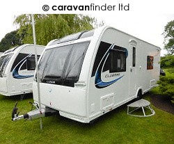 Lunar Clubman SE 2018 Caravan Photo