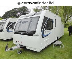 Lunar Clubman SI 2018 Caravan Photo