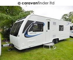 Lunar Delta TS 2018 Caravan Photo