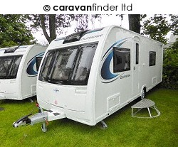 Lunar Quasar 544 2018 Caravan Photo