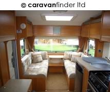 Sprite Musketeer TD 2010 Caravan Photo