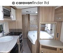 Sprite Major 4 FB 2015 Caravan Photo