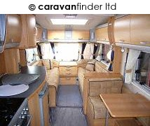 Sterling Eccles Moonstone 2007 Caravan Photo