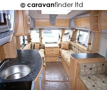 Sterling Moonstone 2008 Caravan Photo