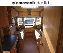 Sterling Eccles Topaz 2008 Caravan Photo