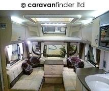 Sterling Elite Searcher 2011 Caravan Photo