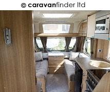 Sterling Eccles Sport 564 SR 2013 Caravan Photo