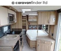 Sterling Elite Amber 2014 Caravan Photo