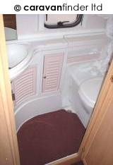 Swift Challenger 400 1997 Caravan Photo