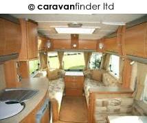 Swift Challenger 530 2006 Caravan Photo