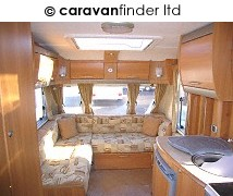Swift Conqueror 655 LUX 2006 Caravan Photo