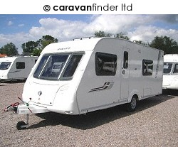 Swift Charisma 550 2009 Caravan Photo