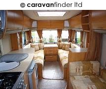 Swift Charisma 560 2009 Caravan Photo