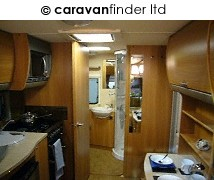 Swift Charisma 230 2010 Caravan Photo