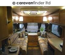 Swift Conqueror 480 2010 Caravan Photo
