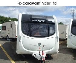 Swift Challenger 480 SR 2011 Caravan Photo