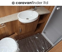 Swift Challenger 570 SR 2011 Caravan Photo