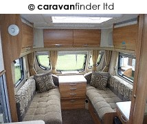 Swift Challenger 580 2011 Caravan Photo