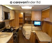 Swift Challenger 620 SR 2011 Caravan Photo