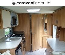 Swift Conqueror 480 2011 Caravan Photo
