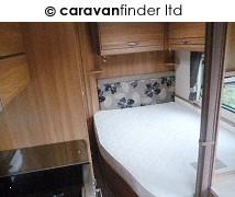 Swift Challenger Sport 554 SR 2012 Caravan Photo