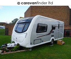 Swift Conqueror 530 2012