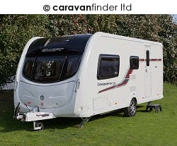 Swift Conqueror 570 SE 2012