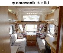 Swift Challenger 480 SE 2013 Caravan Photo