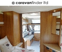 Swift Challenger 580 SE  2013 Caravan Photo