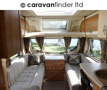 Swift Conqueror 570 2013 Caravan Photo