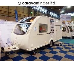 Swift Ace Ambassador 2014 Caravan Photo