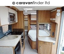 Swift Challenger 570 SE 2014 Caravan Photo