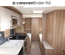 Swift Challenger SE 565 2015 Caravan Photo