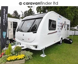 Swift Challenger 590 2016 Caravan Photo