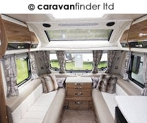 Swift Elegance 580 2016 Caravan Photo