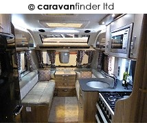 Swift Conqueror 565 2017 Caravan Photo