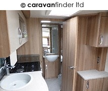 Swift Challenger 560 AL 2018 Caravan Photo