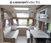 Swift Challenger 565 AL LUX 2018 Caravan Photo