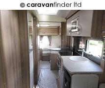 Swift Challenger 590 AL LUX 2018 Caravan Photo