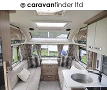 Swift Elegance 565 2018 Caravan Photo