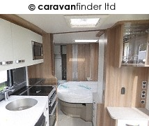Swift Elegance 580 2018 Caravan Photo