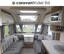 Swift Major 4 SB SR 2018 Caravan Photo