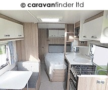 Swift Quattro EW SR 2018 Caravan Photo