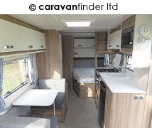 Swift Sprite Quattro FB Diamond Pack 2018 Caravan Photo