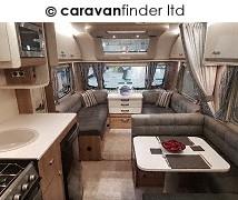 Swift Sprite Super Quattro DB 2018 Caravan Photo