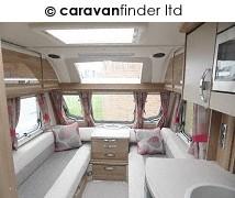 Swift Challenger 560 AL LUX 2019 Caravan Photo